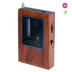 RF Signal Detector, Effectively Detect Wireless Pinhole Camera, Monitor, Track and Cell Phone Signals GPS Blocking Devices and Other Wireless Devices