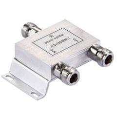380-2500MHz N Female Adapter 2-Way Power Splitter