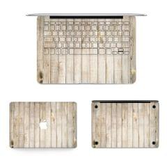 3 in 1 MB-FB16 (65) Full Top Protective Film + Full Keyboard Protector Film + Bottom Film Set for MacBook Air 13.3 inch A1466 (2012 - 2017) / A1369 (2010 - 2012), US Version