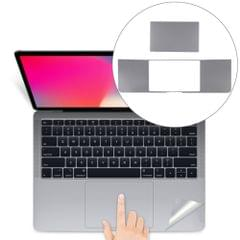 Palm & Trackpad Protector Sticker for MacBook Pro 15 with Touch Bar (A1707 / A1990)(Silver)