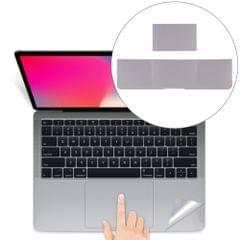 Palm & Trackpad Protector Sticker for MacBook Retina 12 (A1534)(Grey)