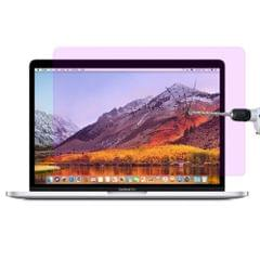 9H Surface Hardness Anti Blue-ray Explosion-proof Tempered Glass Film for MacBook Pro 15.4 inch (A1286)