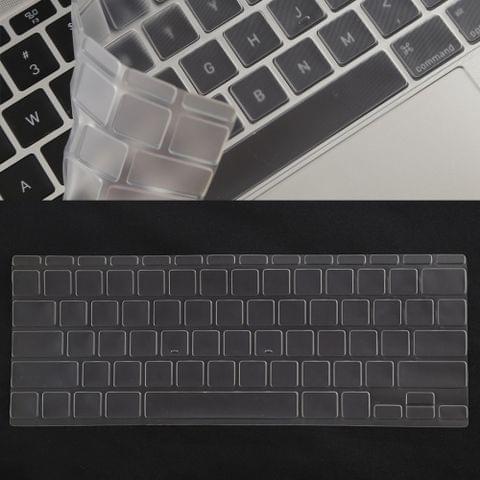 Keyboard Protector Silica Gel Film for MacBook Air 11.6 inch (A1370 / A1465)(Transparent)