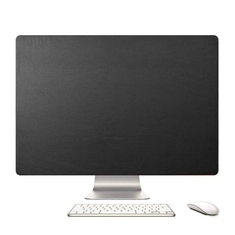 Portable Desktop Computer Dust-proof  Cover for Apple iMac 21 inch , Size: 50x22cm (Black)