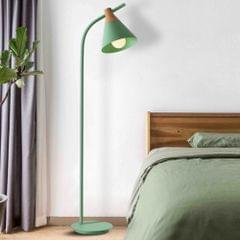 YWXLight Macaron floor lamp vertical table lamp (Green)