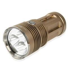 High Power SKY RAY King LED Flashlight
