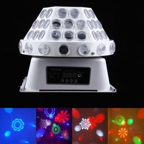 30W Mushroom Magic Ball LED Crystal Light