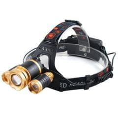 YWXLight 20W Waterproof Retractable LED Lighting Headlight