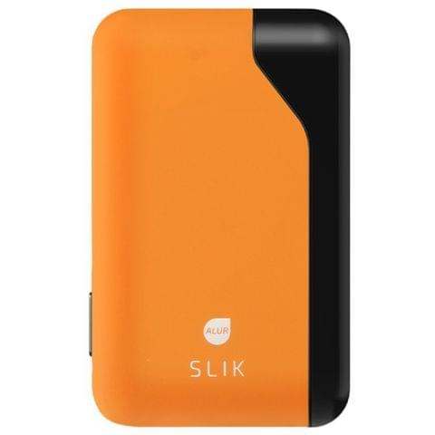 K30 Electronic Cigarette Card Style Kit Large Smoke Hookah Steam Smoke Cessation Device (Orange)