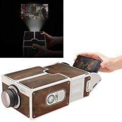 Cardboard Smartphone Projector 2.0 / DIY Mobile Phone Projector Portable Cinema