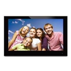 14 Inch 1600 x 900 / 16:9 IPS Widescreen Suspensibility Digital Photo Frame with Holder & Remote Control, Support SD / AV / HDMI / USB Flash Disk(Black)