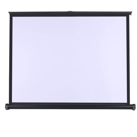 Simple Micro Projector Table Curtain 50 Inches (4:3) Projected Area: 101.6x76.2cm