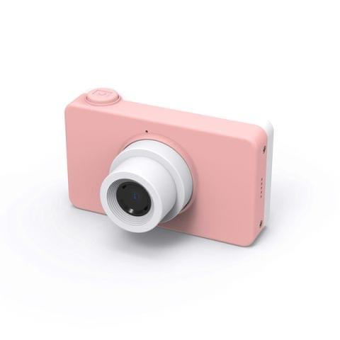 D9 800W Pixel Lens Fashion Thin and Light Mini Digital Sport Camera with 2.0 inch Screen for Children (Pink)