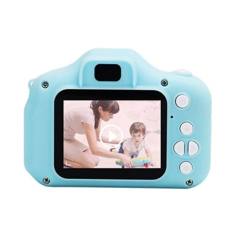 3.0 Mega Pixel 2.0 inch HD Screen Digital SLR Camera for Children (Blue)