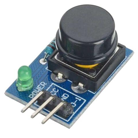 LDTR - Key1 3 - 6V Independent Key Touch Button Module for Arduino Electronic