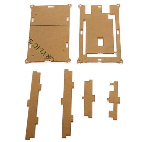 Protective Acrylic Case Box for Arduino MEGA 2560 R3 Module