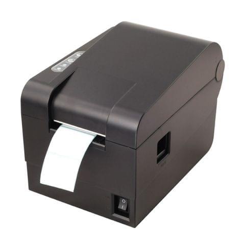 Xprinter XP-235B USB Port Thermal Automatic Calibration Barcode Printer