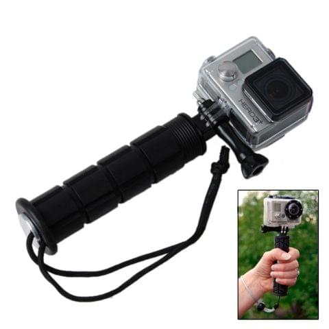 Stabilizer Grip / Self-Timer Bracket for GoPro  NEW HERO /HERO6   /5 /5 Session /4 Session /4 /3+ /3 /2 /1, Xiaoyi and Other Action Cameras, ST-100(Black)