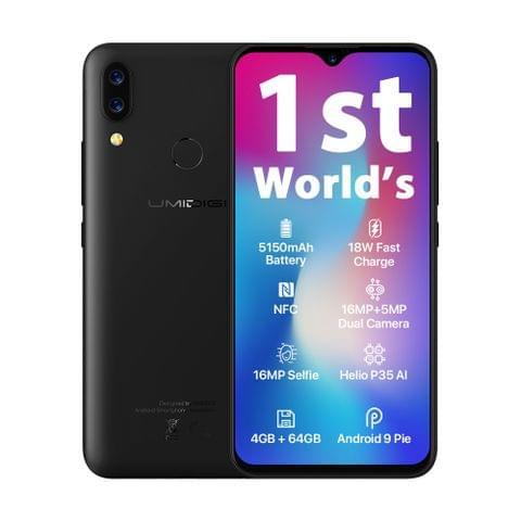 (EU Veion) UMIDIGI Power Mobile Phone