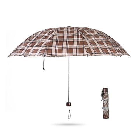 Portable 42 inches Large Folding Travel Umbrella