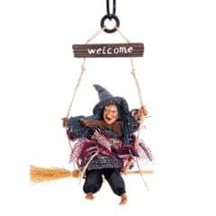 Haunted House Decoration Ghost Witch Horror