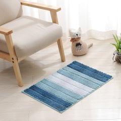 Microfiber Rug Carpet Soft Indoor Bathroom Floor Mat