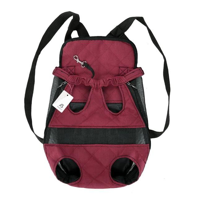 7621bd6c6fd1 Buy Anself Breathable Cute Canvas Pet Bag Puppy Dog Cat Carrier Head ...
