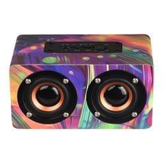 Wooden Wireless BT Speaker Loudspeaker
