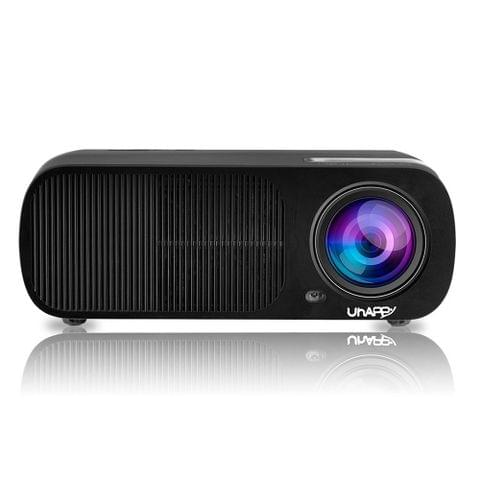 Uhappy U20 Zoom LED Projector Home Theater