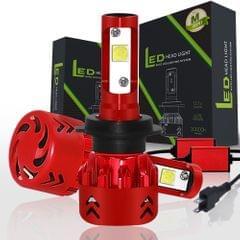 Mini Car LED Headlight Bulbs Conversion Kit H1 60W 6000K 9600LM White Plug & Play Car Lamp Assembly