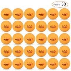 30Pcs 3-Star 40mm Table Tennis Balls