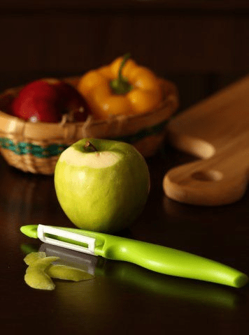 Ceramic Fruits and Vegetable Peeler