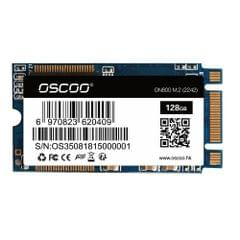OSCOO NGFF/M.2 2242 Laptop SSD 128GB Solid State Disk High Speed SATA3