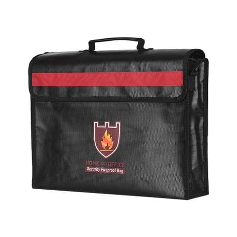 Large Size Fireproof Document Bag