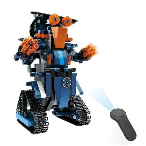 BB13002 M2 349PCS DIY 2.4G Smart Remote Control Building Block RC Robot Toy