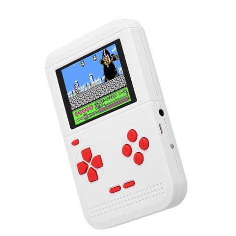 Q1 Handheld Game Console Gaming Machine Dual Battery Supply Built-in 300 Classic Games AV Out With 2.6inch Screen Display