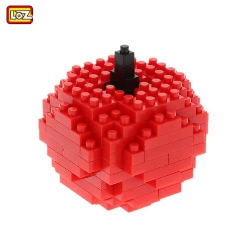LOZ Nano Blocks Micro Building Blocks Toys  Mini Diamond Blocks Fruit Series Gift DIY Toys 9289