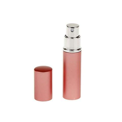 Imported Portable 6ml Refill Perfume Atomizer Empty Bottle Pump Scent Spray Pink