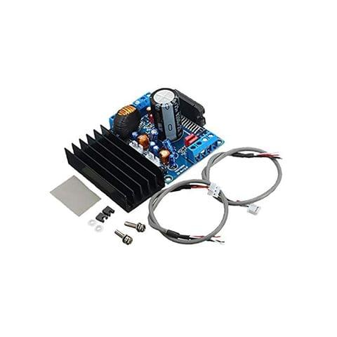 DC 12V 4x50W Power Amplifier Board TDA7850 Car Audio Stereo Module +BA3121 Denoiser