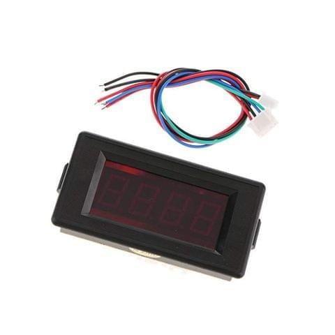 Red LED Digital Timer Totalizer Hour Panel GDD7949SC-P12V
