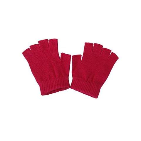 Impoted Gym Fitness Body Building Training Sports No-slip Yoga Pilates Gloves Red