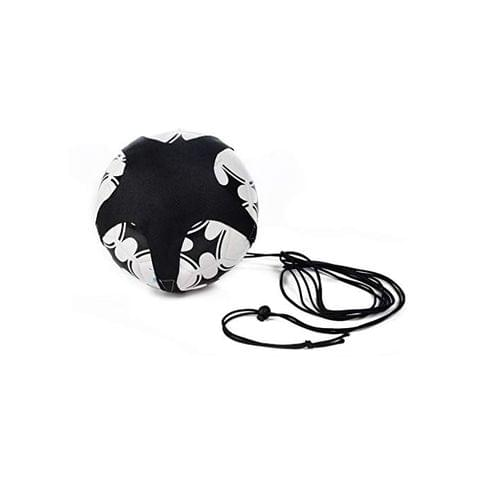 Soccer/ Football Skills Trainer Kick Solo Training Practice Aid with Waistband Returner
