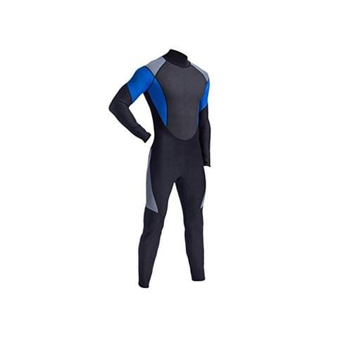 Wetsuits Mens 3mm Neoprene Full Body Dive Skins Winter Swimming Snorkeling Surfing Diving Suit Wet Suit
