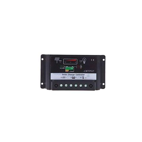 30A 12V/24V Solar Charge Controller Auto Regulator Panel LED Street Light