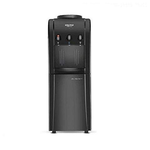 Voltas Plastic Pearl Water Dispenser (Standard Size, Black)