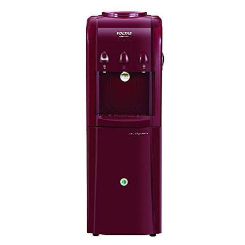 Voltas Mini Magic Pearl Red Water Dispenser
