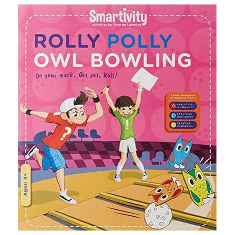 Smartivity Rolly Polly Bowling Game