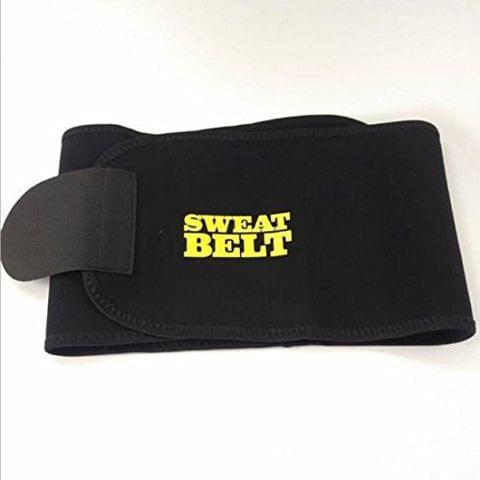 Sweat Belt Premium Waist Trimmer Slimming Sweat Belt, Rapid Sweat Waist Trimmer Fat Burner.