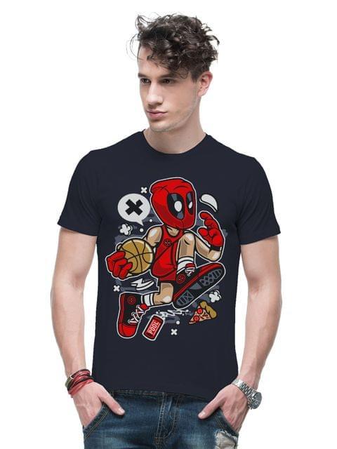Deadpool Basketball