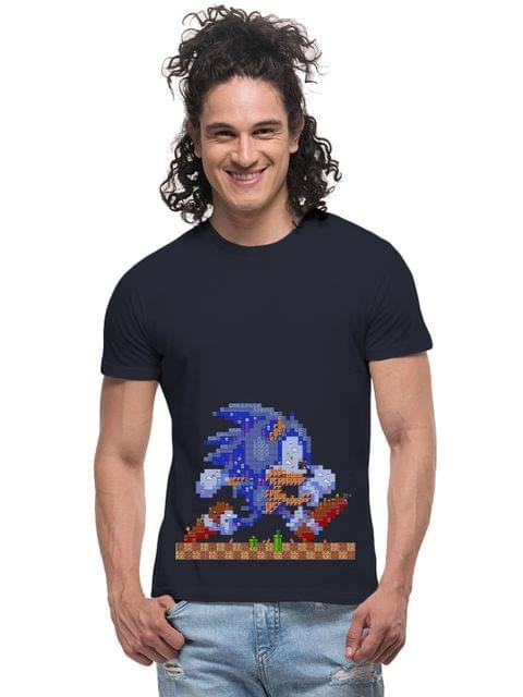 The Blue Hedgehog